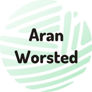 Aran/ Worsted